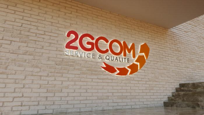 Logo 2GCOM