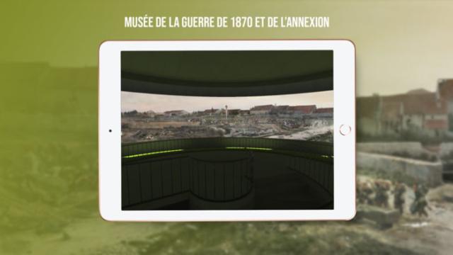 application visite virtuel - VR réalité virtuelle