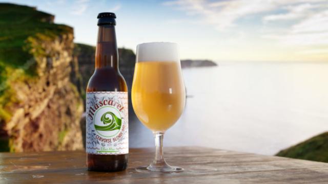 pasckshot 3D bouteille de bière